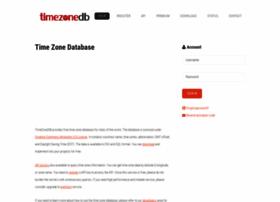 timezonedb.com