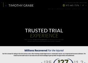 timgrabeattorney.com