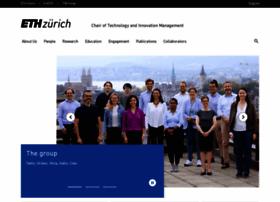 timgroup.ethz.ch