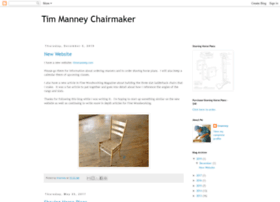 timmanneychairmaker.blogspot.com