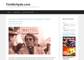 timmchyde.com