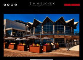 timmcloonessupperclub.com