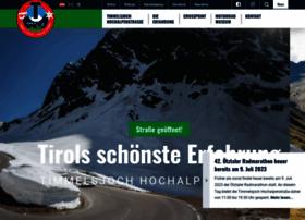timmelsjoch.com