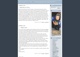 timmylein.com