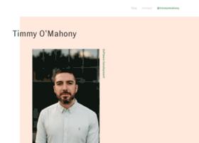 timmyomahony.com