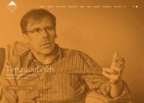 timojuutinen.fi