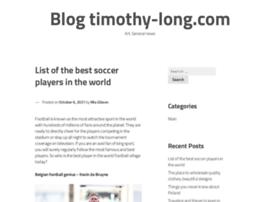 timothy-long.com