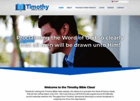 timothybibleclass.org
