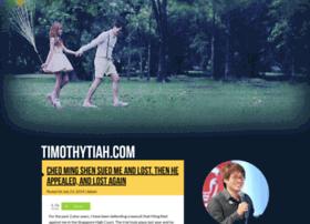 timothytiah.blogspot.com