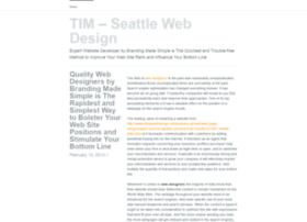 timseattlewebdesign.wordpress.com