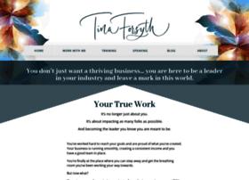tinaforsyth.com