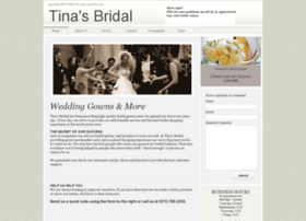 tinasbridalnj.com