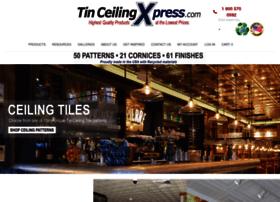 tinceilingxpress.com