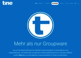 Tine20.org