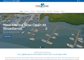 tingdene-marinas.co.uk