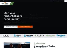 tingdene-parks.net