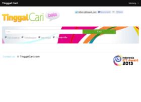 tinggalcari.com