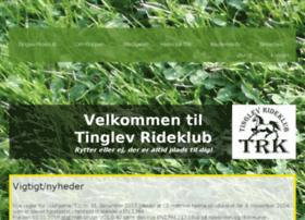 tinglev-rideklub.dk