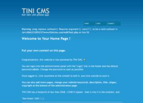 tinicms.com