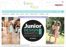 tinkerandboo.com