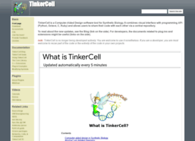 tinkercell.com