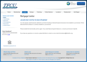 tinkerfcu.mortgagewebcenter.com