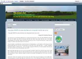 tinkhoahoc.blogspot.com