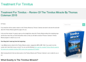 tinnitus-remedy.treatment-for-tinnitus.com