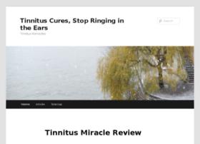 tinnituscureear.info
