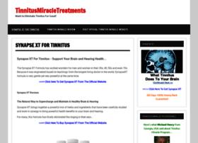 tinnitusmiracletreatments.com