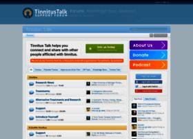 tinnitustalk.com
