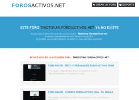 tinotovar.foroactivo.net