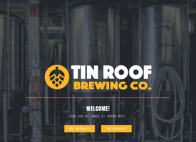 tinroofbeer.com