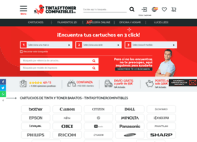 tintasytonercompatibles.com
