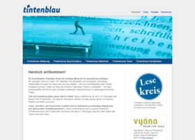 tintenblau.at