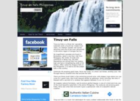 tinuyan-falls.com