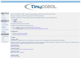 tiny-cobol.sourceforge.net