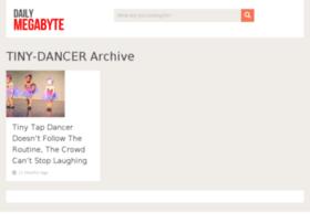 tiny-dancer.dailymegabyte.com