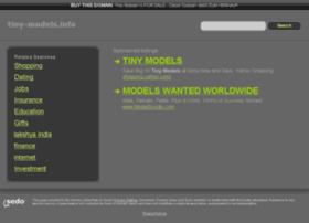 tiny-models.info