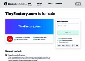 tinyfactory.com