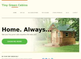 Tinygreencabins.com