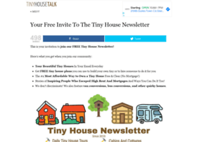 tinyhousenewsletter.com