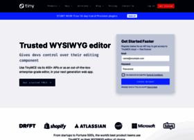 tinymce.com