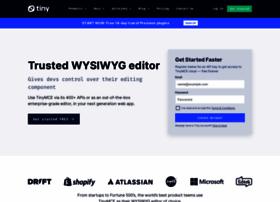 tinymce.ephox.com