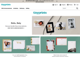tinyprints.com