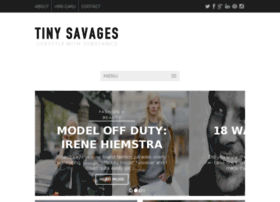 tinysavages.com