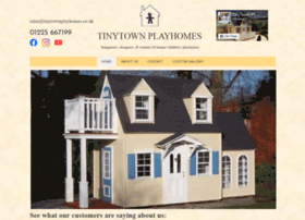 tinytownplayhomes.co.uk