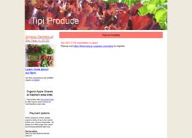tipiproduce.csasignup.com