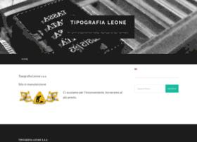tipografialeone.net