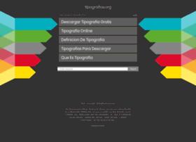 tipografias.org